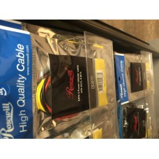 New-Retail Rosewill 1 X PCIE to 16 X PCIE Adapter for Mining!