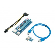 Rosewill PCI-e 16x To 1x Riser Cable Adapters