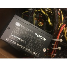 Cooler Master RS-700-ACAA-B1 700 W Power Supply w/ 4 X PCIE