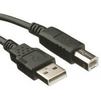 6 Foot High quality USB 2 Printer Cable- New